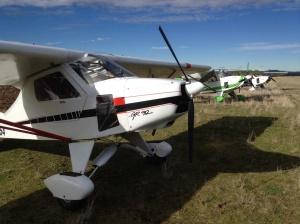 Lightwings fly in to Tunbridge
