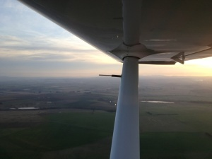 Midlands flying